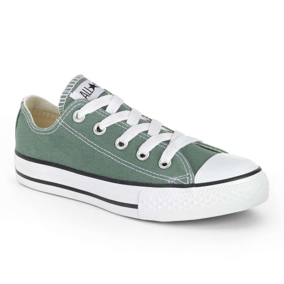 Green Converse, $32 Photo: Sinar Freelance