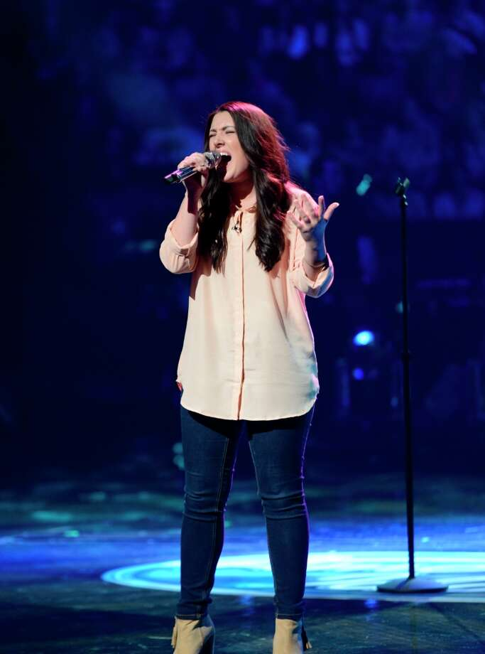 Kree Harrison of Woodville is an accomplished  country singer.