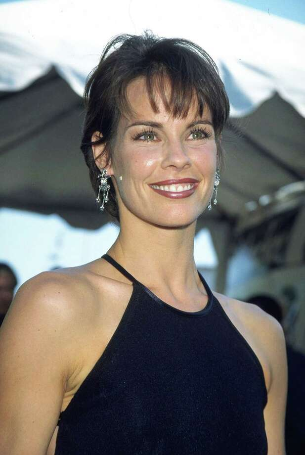 Alexandra Paul played Lt. Stephanie Holden, Caroline's sister. Photo: Getty Images/staff / Getty Images