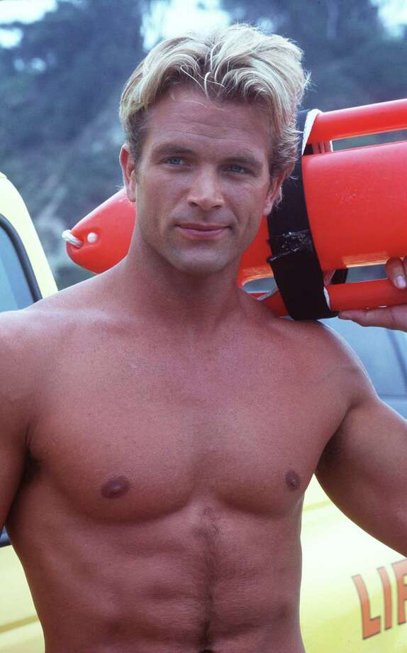 David Chokachi played Cody Madison from 1995-99. They needed another hunky lifeguard after Charvet left the show. Photo: Brenda Chase/stringer / Getty Images