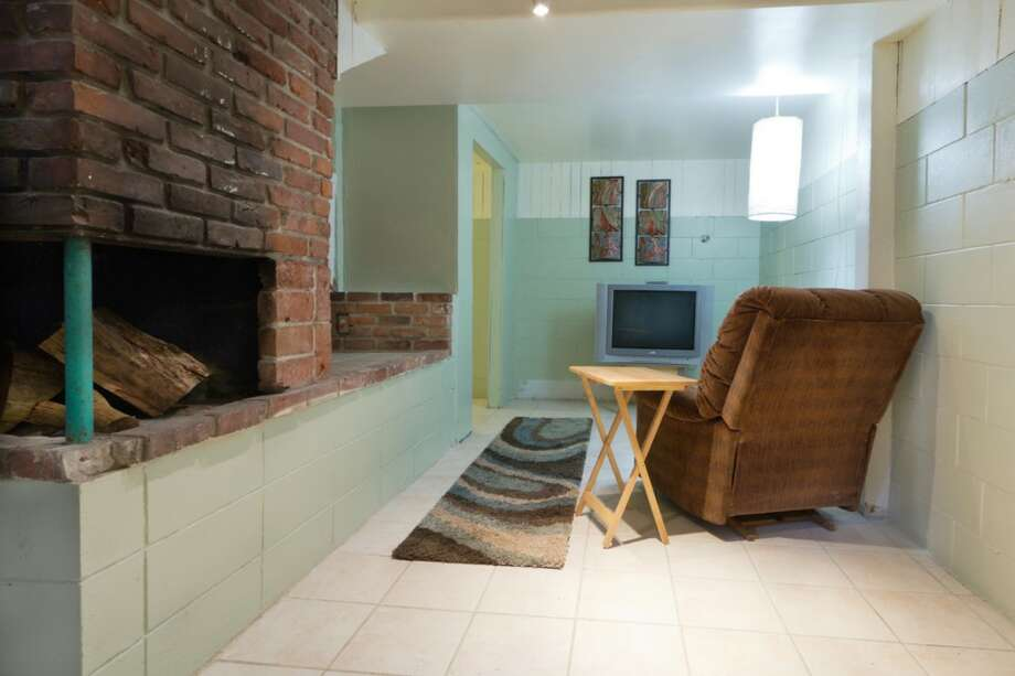 Basement of 11745 14th Ave. N.E. The 1,040-square-foot bungalow, built in 1945, has two bedrooms, one bathroom, an updated kitchen, a deck, a patio and a fire pit on a 6,217-square-foot lot. It's listed for $315,000. Photo: Courtesy Jesse Moore/Keller Williams Realty Bothell