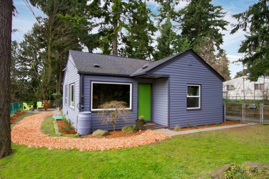 The Pinehurst neighborhood offers nice 1940s homes on big lots for reasonable prices, by Northeast Seattle standards. Here are three listed there for $300,000 to $400,000, starting with 11745 14th Ave. N.E. The 1,040-square-foot bungalow, built in 1945, has two bedrooms, one bathroom, an updated kitchen, a partially finished basement, a deck, a patio and a fire pit on a 6,217-square-foot lot. It's listed for $315,000. Photo: Courtesy Jesse Moore/Keller Williams Realty Bothell