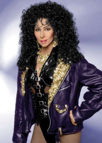 "Eddie Edwards portrays Cher in ""Celebrities On Stage."" Direct from Las Vegas, the show is coming to The Palace Danbury on Saturday, March 9. Eddie and his twin brother, Anthony, portray everyone from Billy Joel to Barbra Streisand. They sing too; there's no lip-synching. Photo: Contributed Photo"