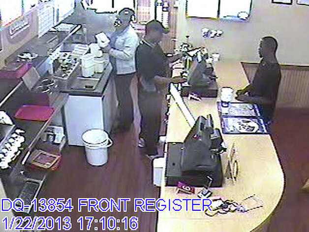 Beaumont Police need help identifying a man who used a stolen credit card. Photo: Beaumont Police Department
