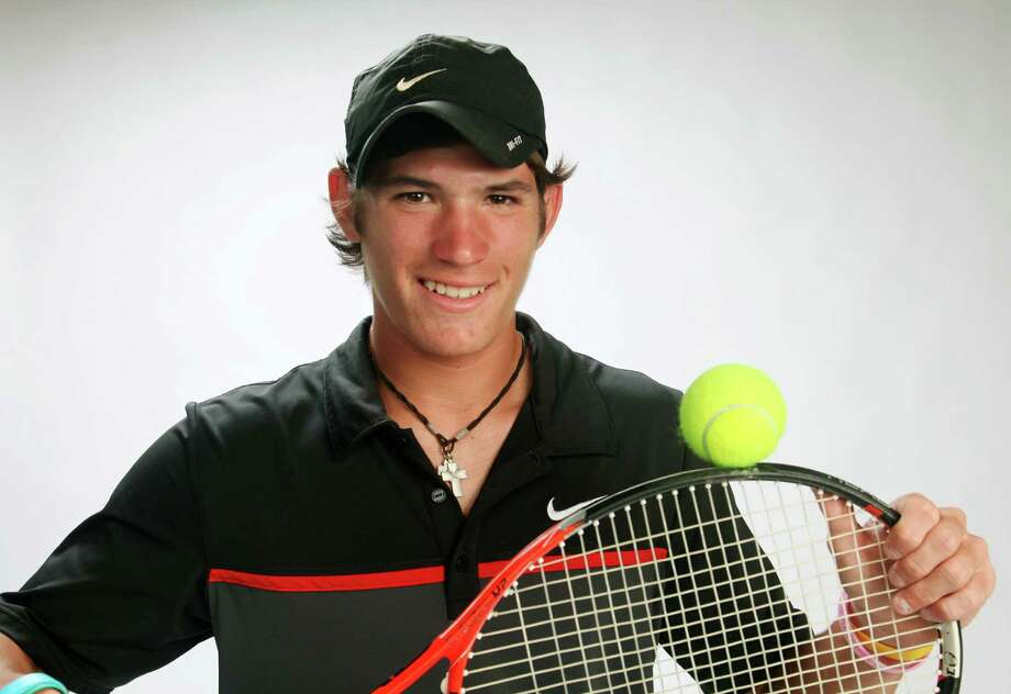 Churchill tennis standout Tito Moreiras was named to the Class 5A all-area team in 2012. Photo: San Antonio Express-News File Photo