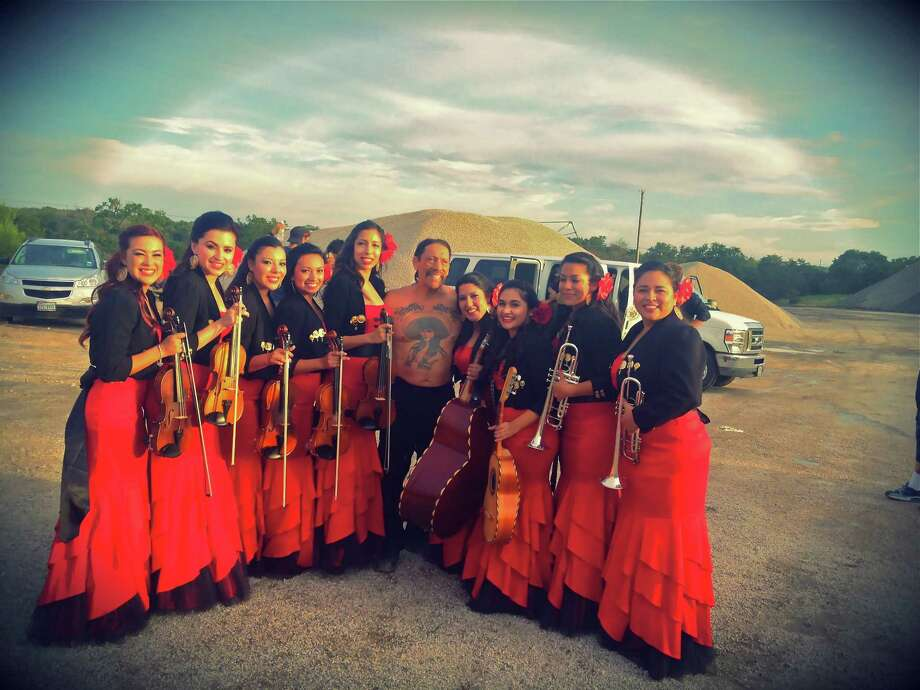 Las Coronelas: March 13, 11 p.m. at Copa. The 10-member, all-female mariachi knows it way around the traditional mariachi canon, but also has been known to stretch the boundaries in Spanish and in English. Photo: Courtesy