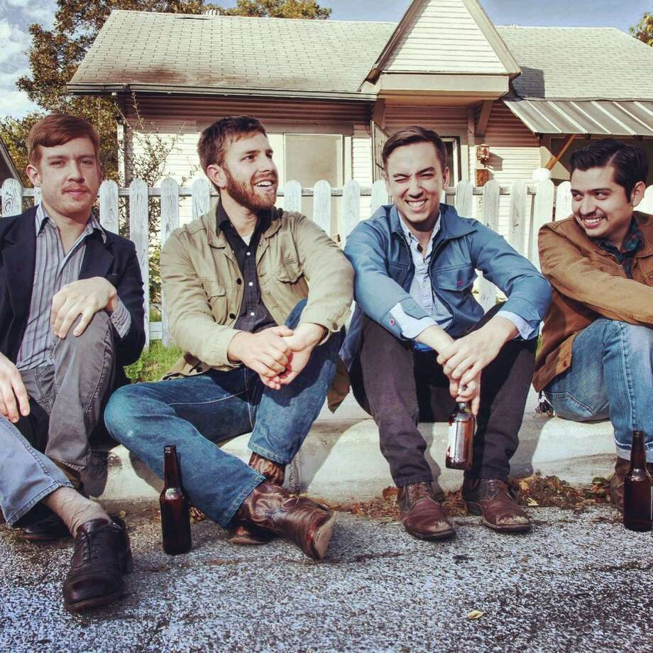 El Campo: March 16, 9:20 p.m. at Creekside at Hilton Garden Inn. Fronted by songwriter/guitarist Jerid Reed Morris, the quartet works the Americana music road with humor and some alt/indie rock leanings. Photo: Courtesy
