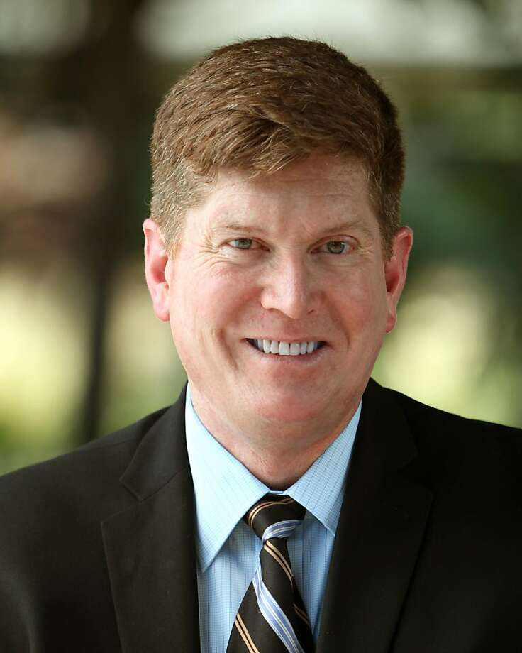 Steven Kinsella, Ph.D, is vice chair of the Accrediting  Commission for Community and Junior Colleges and is president of Gavilan College  in Gilroy. He is a former U.S. Marine. Photo: -, Gavilan College