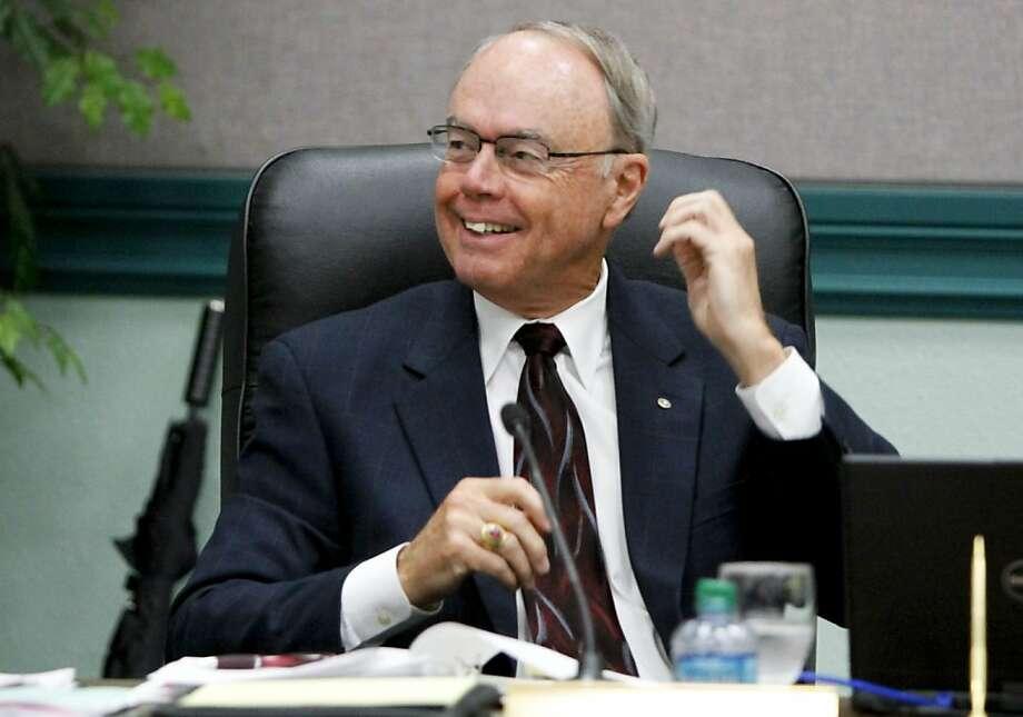 Gary Davis, Ph.D, serves on the Oxnard Union High School  Board of Education.  Photo: Ventura County Star