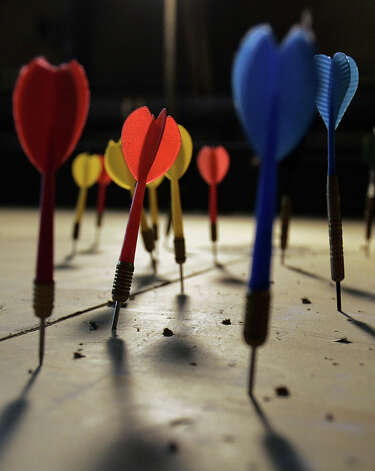 Darts. Photo: CAROLYN KASTER, AP / AP