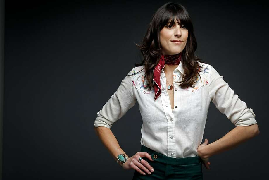 Nicki Bluhm Photo: Russell Yip, The Chronicle