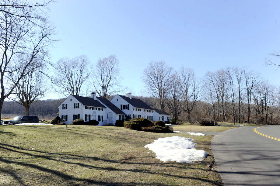 This building of offices, photographed Tuesday, March 5, 2013, on Laurel Hill Road in Brookfield, Conn. will be repurposed in the new housing complex developement that is slated for the area. Photo: Carol Kaliff / The News-Times