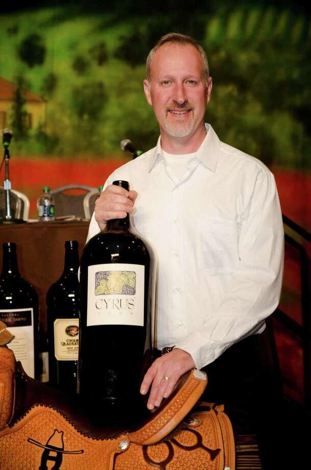 winemaker Kevin Hall Photo: David M. Jackson