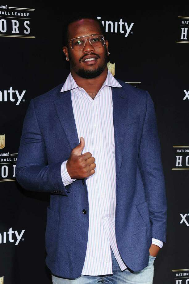 NEW ORLEANS, LA - FEBRUARY 02: NFL player Von Miller attends the 2nd Annual NFL Honors at Mahalia Jackson Theater on February 2, 2013 in New Orleans, Louisiana. Photo: Jamie McCarthy, Getty Images / 2013 Getty Images