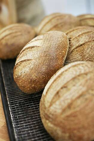 Although the bakery closed in 1999, Tassajara bread is still offered at the Central Coast retreat. Photo: Alison Bank