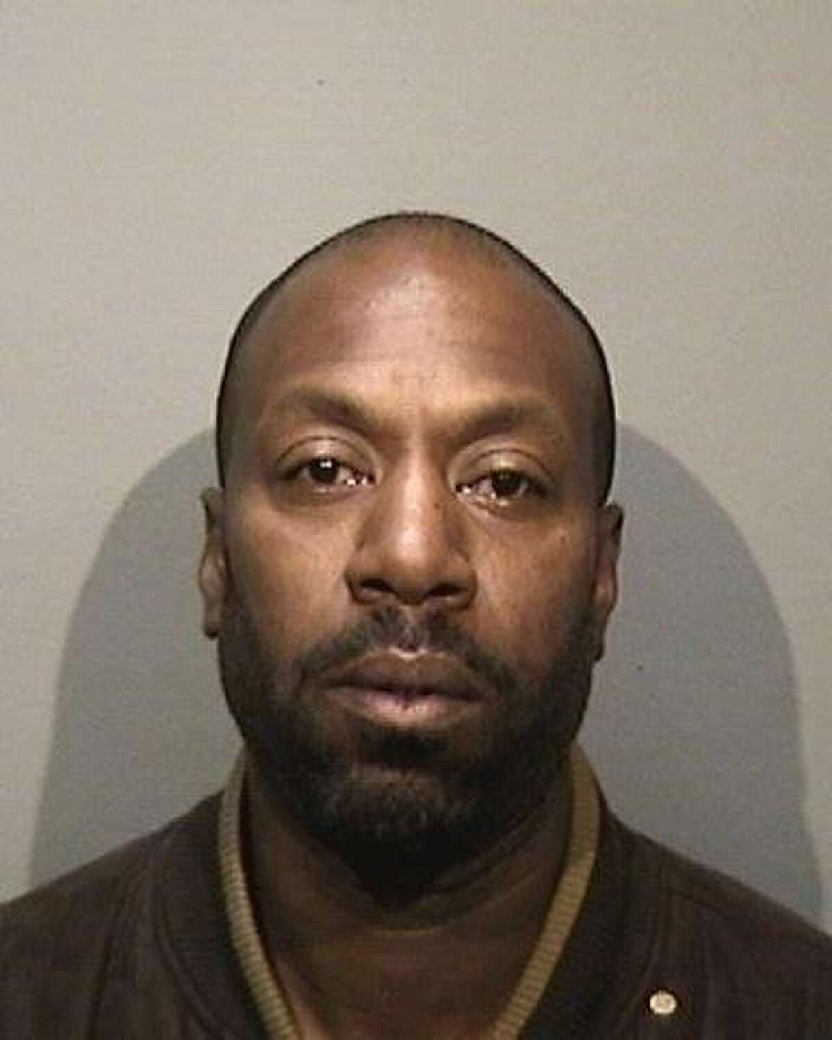 Andre Franklin, accused of stealing a 19th century jewelry box from the Oakland Museum.