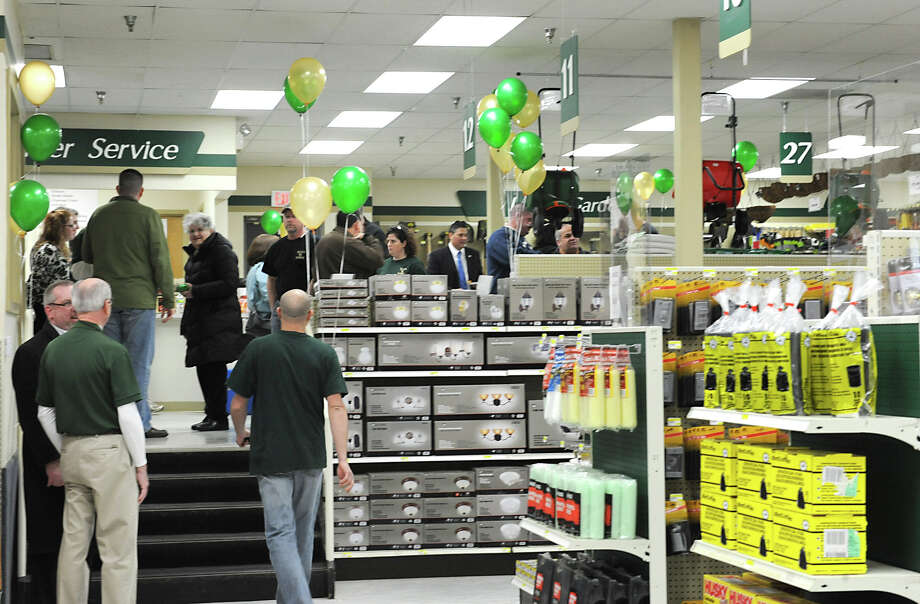 Interior of DeLollo's Hardware which reopened in January and held an official ribbon-cutting ceremony on Tuesday March 5, 2013 in Watervliet, N.Y. (Lori Van Buren / Times Union) Photo: Lori Van Buren