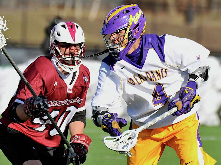 Lyle Thompson. (Courtesy University at Albany) Photo: BILL ZISKIN