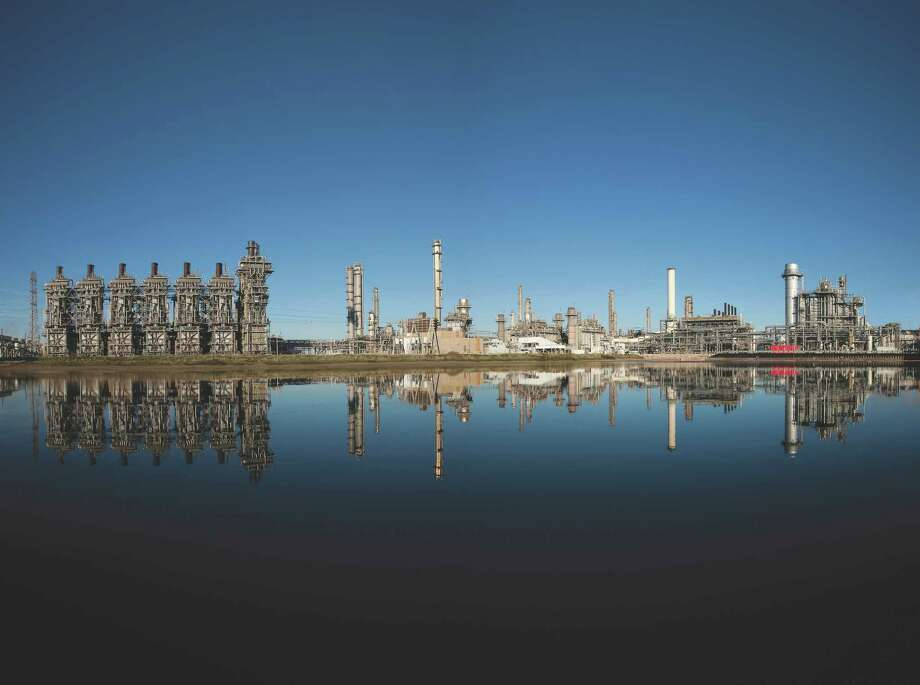 Exxon Mobil Corp. announced an expansion of the steam cracking capacity at the ExxonMobil Chemical Co. complex in Baytown Photo: ExxonMobil Chemical Co.