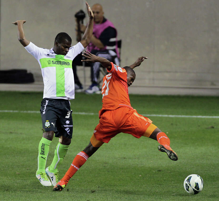 Dynamo 1, Santos Laguna 0Game story