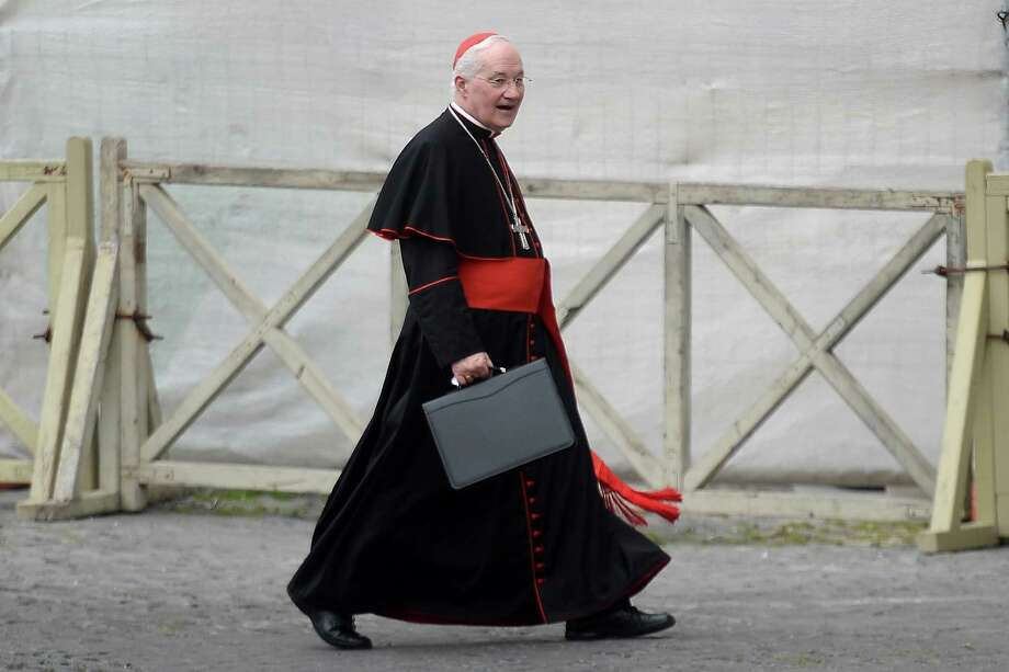 Canadian cardinal Marc Ouellet draws 8/1 odds. Photo: FILIPPO MONTEFORTE, AFP/Getty Images / AFP