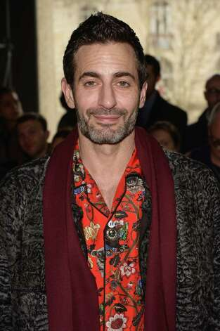 Totally lazy: Marc Jacobs, wearing pajamas, attends the Miu Miu Fall/Winter 2013 Ready-to-Wear show as part of Paris Fashion Week. Photo: Dominique Charriau, Getty Images / 2013 Dominique Charriau