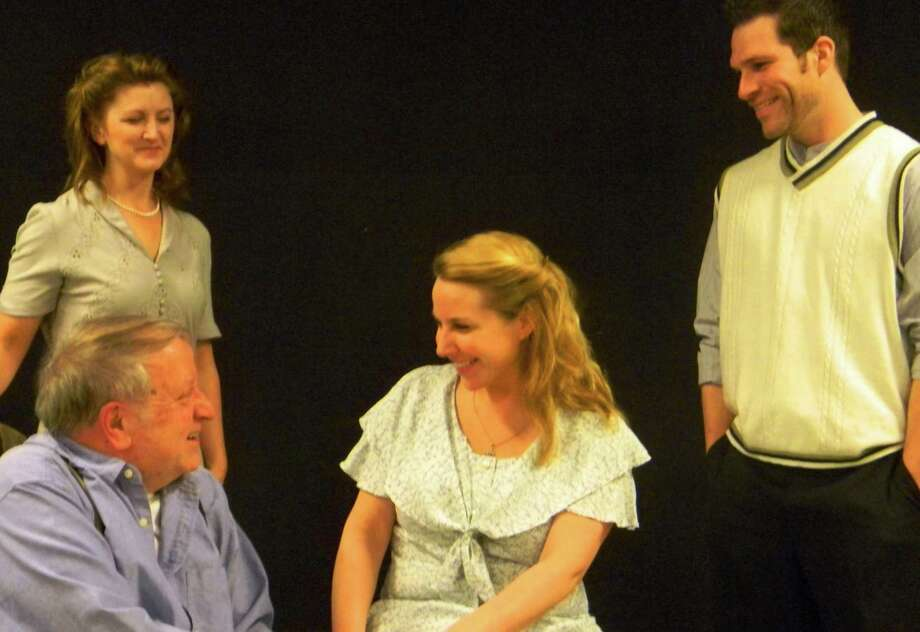"""Arthur Miller's 1947 drama, """"All My Sons,"""" will be presented this weekend in a production that joins the forces of three companies: Wrightstage Productions, Rabine Productions Inc. (Lake George Dinner Theatre) and the Charles R. Wood Theater. 7:30 p.m. Friday and Saturday, 2 p.m. Sunday at The Charles R. Wood Theater in Glens Falls. Click here for more information. (Courtesy Terry Rabine)"""