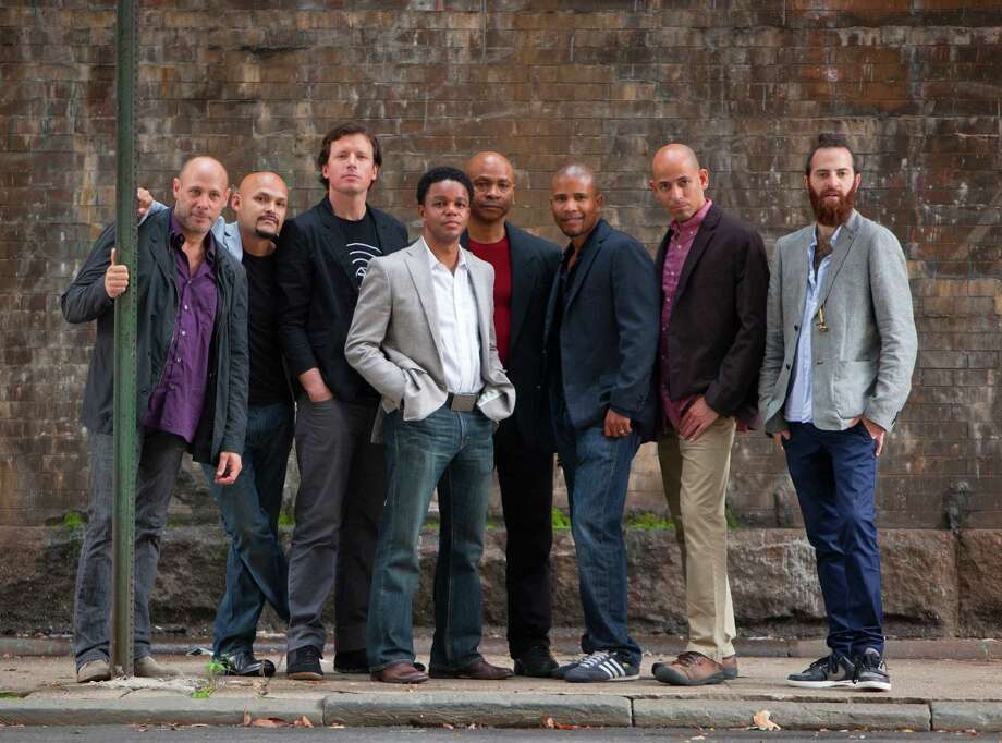 SFJazz Collective (Courtesy The Egg)