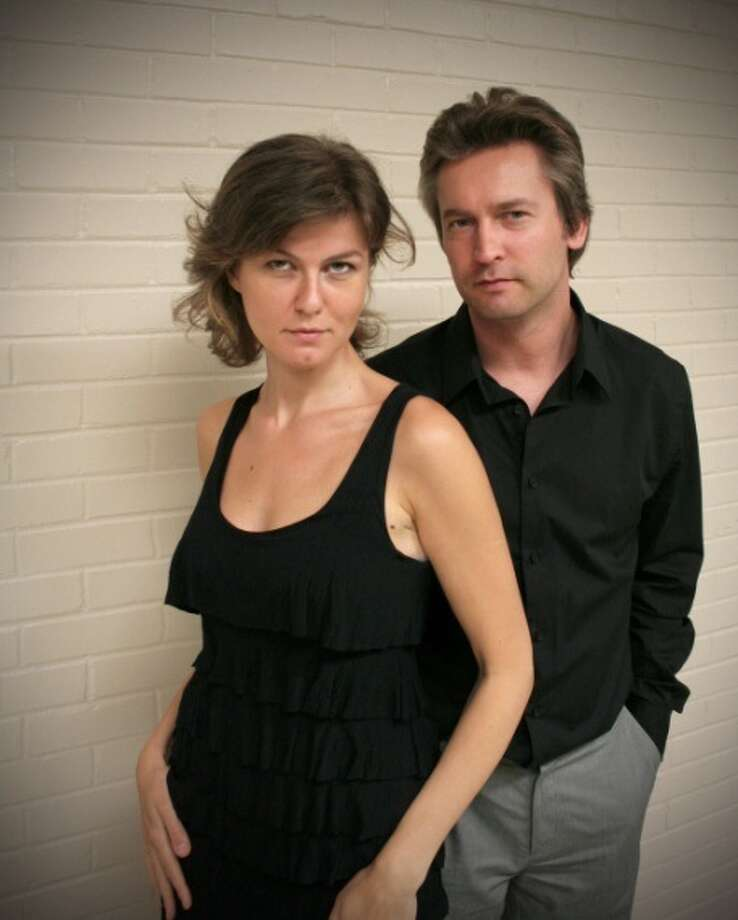 Music for two pianos is a common form of chamber music, but it's not heard in concert all that often. That's a good enough reason to check out the duo of Andrey Ponochevny and Elena Zyl at 3 p.m. Sunday at the Massry Center for the Arts in Albany. Click here for more information. (Courtesy College of Saint Rose)