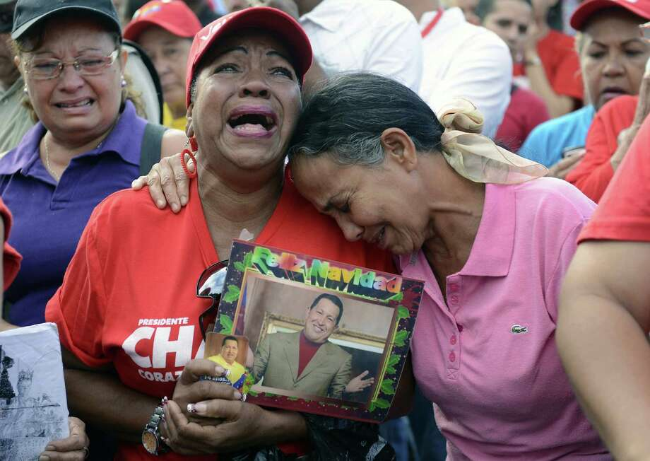 Photo: LEO RAMIREZ / AFP/Getty Images