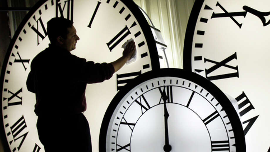 Congratulations world: You're losing a full hour come Daylight Saving Time. While your body comes to terms with this latest temporal shift, let's reminisce about what we could do with one more hour. Photo: Elise Amendola, . / AP