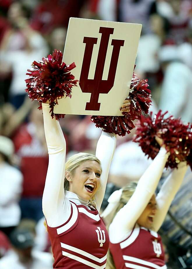 Indiana Hoosiers Photo: Andy Lyons, Getty Images