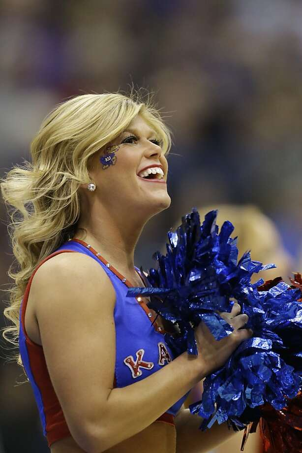 Kansas Jayhawks Photo: Orlin Wagner, Associated Press