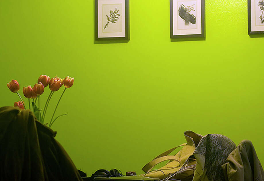 Terrible paint: It might have seemed like a great idea to paint your living room a lime green that glows in the dark, but the potential buyer will probably hate it. Buyers see poor paint schemes as an additional expense. (Photo: ncracker (Boyan Syarov), Flickr)