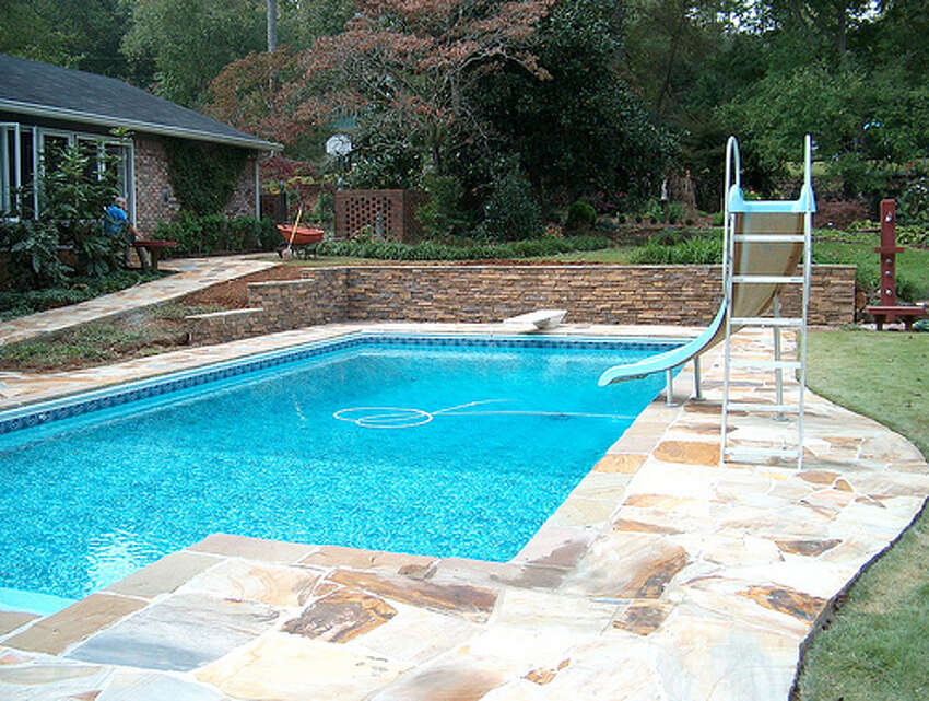 Pools: Pools can create some problems because potential buyers see them as an additional expense or a liability. Pools require maintenance and repairs that can be costly. Buyers might also be weary due to safety concerns with small children. (Photo:ARNOLD Masonry and Concrete, Flickr) Sources:YahooandMoney Wise