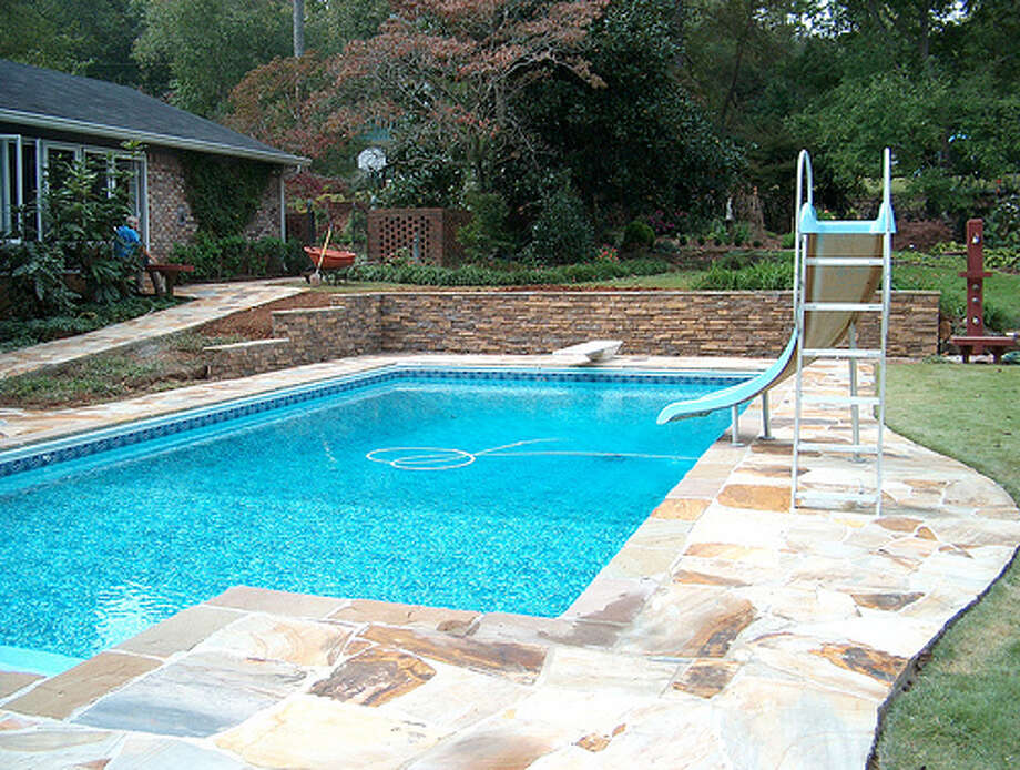 Pools: Pools can create some problems because potential buyers see them as an additional expense or a liability. Pools require maintenance and repairs that can be costly. Buyers might also be weary due to safety concerns with small children. (Photo: ARNOLD Masonry and Concrete, Flickr)