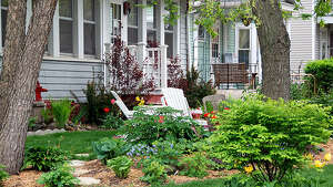 Curb appeal:  You can't sell a home without getting people through the door. You might have an amazing home with exquisite details, but bad curb appeal won't attract buyers.  (Photo: Donna Sullivan Thomson)  