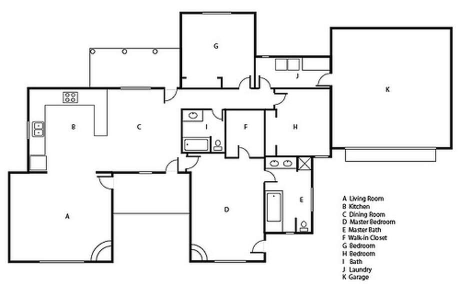 Wasted square footage: An open floor plan can turn a good home into a great one. The opposite is true of a floor plan that wastes square footage or is just awkward. (Photo: Nrico, Flickr)