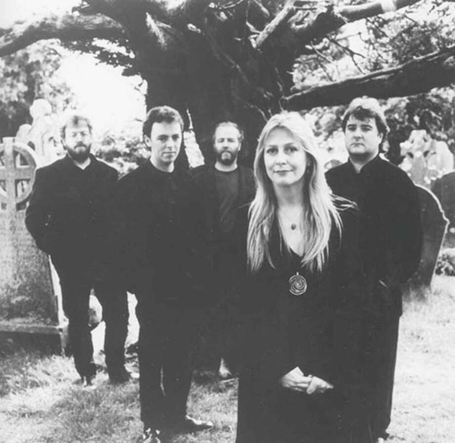 One of the day's most vibrant traditional Irish bands, Altan, play The Egg at 7:30 p.m. Saturday in Albany. Click here for more information.
