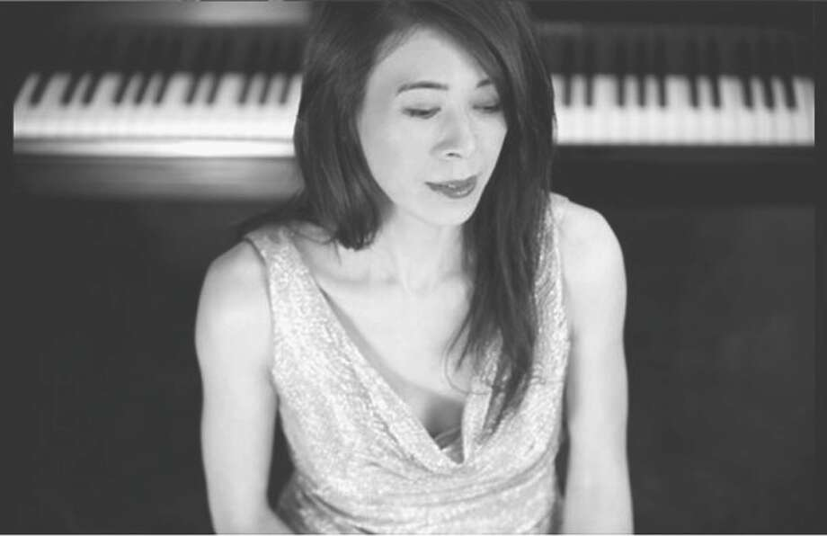 Pianist Jenny Lin performs at the Hudson Opera House at 8 p.m. Saturday. Click here for more information.