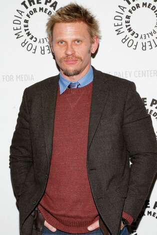 Mark Pellegrino – Jacki Treehorn's blond thug -- pictured on Jan. 8, 2013 in Beverly Hills, Calif. Photo: Imeh Akpanudosen, . / 2013 Imeh Akpanudosen