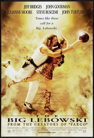 "Since its release in 1998, ""The Big Lebowski"" has attracted a large cult following. Fans gather annually for Lebowski Fest in Los Angeles, which takes place March 22-23. Photo: Buyenlarge, . / Moviepix"