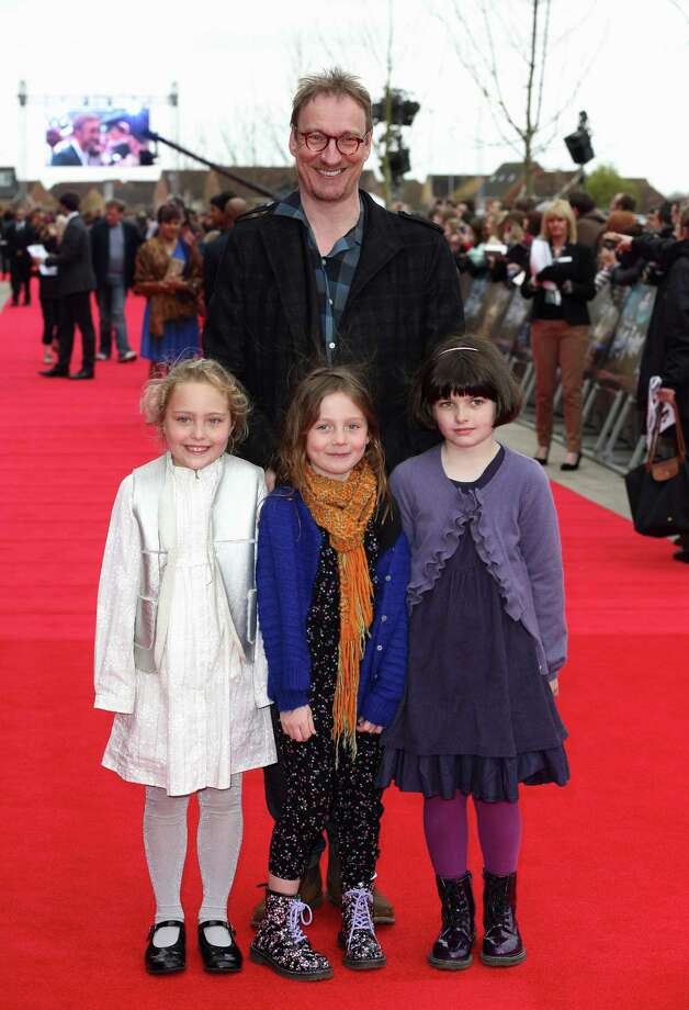 David Thewlis -- Knox Harrington -- pictured March 31, 2012 in Watford, England. Photo: Mike Marsland, . / 2012 Mike Marsland