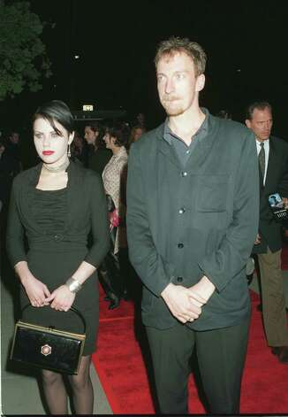 David Thewlis -- Knox Harrington -- pictured with Fairuza Balk in 1998. Photo: Albert Ortega, . / Getty Images North America