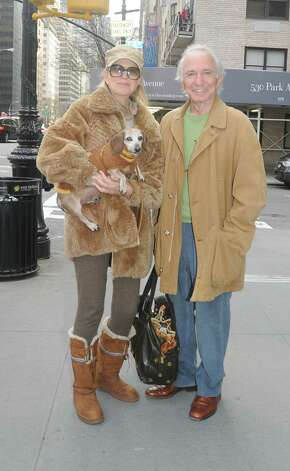 Ben Gazzara – Jackie Treehorn -- pictured April 5, 2011 in New York City. Photo: Arnaldo Magnani, . / 2011 Arnaldo Magnani