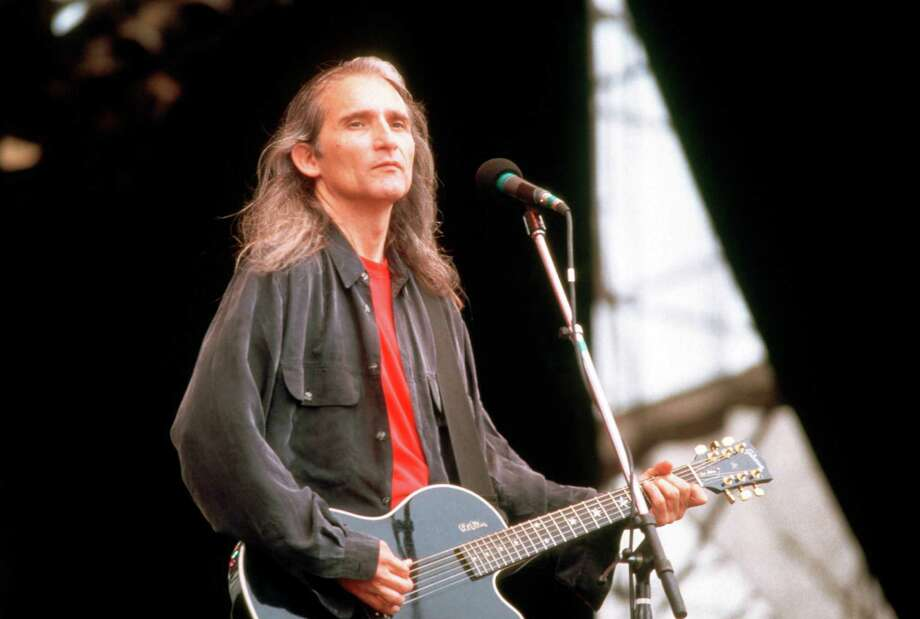 Jimmie Dale Gilmore – Smokey -- pictured in January 1997. Photo: Ebet Roberts, . / Redferns