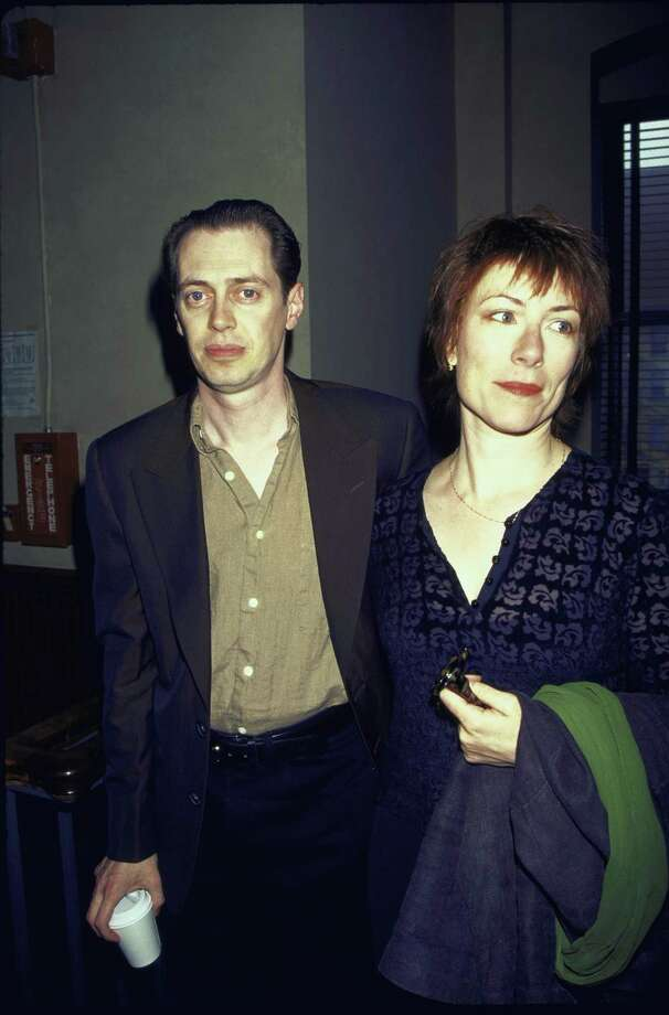 "Steve Buscemi – Theodore Donald ""Donny"" Kerabatsos -- pictured with wife Jo Andres in 1998. Photo: Dave Allocca, . / Time Life Pictures"