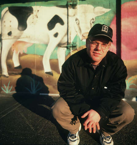 Philip Seymour Hoffman – Brandt -- pictured on Oct. 22, 1998. Photo: Todd Plitt, . / Getty Images North America