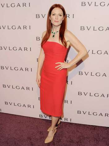 Julianne Moore – Maude Lebowski -- Feb. 19, 2013 in Beverly Hills, Calif. Photo: Jon Kopaloff, . / 2013 Jon Kopaloff