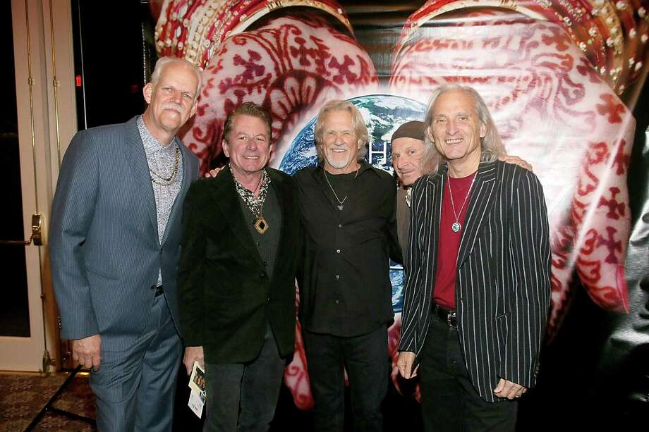 Jimmie Dale Gilmore – Smokey -- pictured on right with Turk Pipkin, left, Joe Ely, Kris Kristofferson and Butch Hancock on Feb. 10, 2013 in Austin, Texas. Photo: Gary Miller, . / 2013 Gary Miller